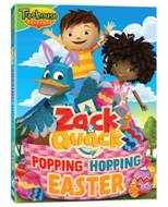Zack & Quack: Popping Hopping Easter Giveaway