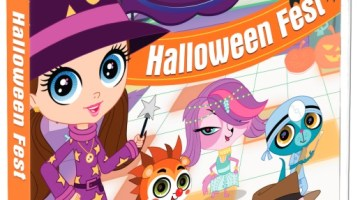 Littlest Pet Shop: Halloween Fest Is Now Out