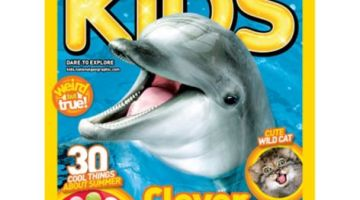 National Geographic Kids Subscription #Giveaway #GiftGuide