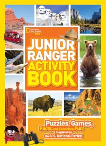 National Geographic Kids Junior Ranger Activity Book