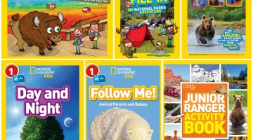 National Geographic Kids Books Are Great Fun, Even For Parents