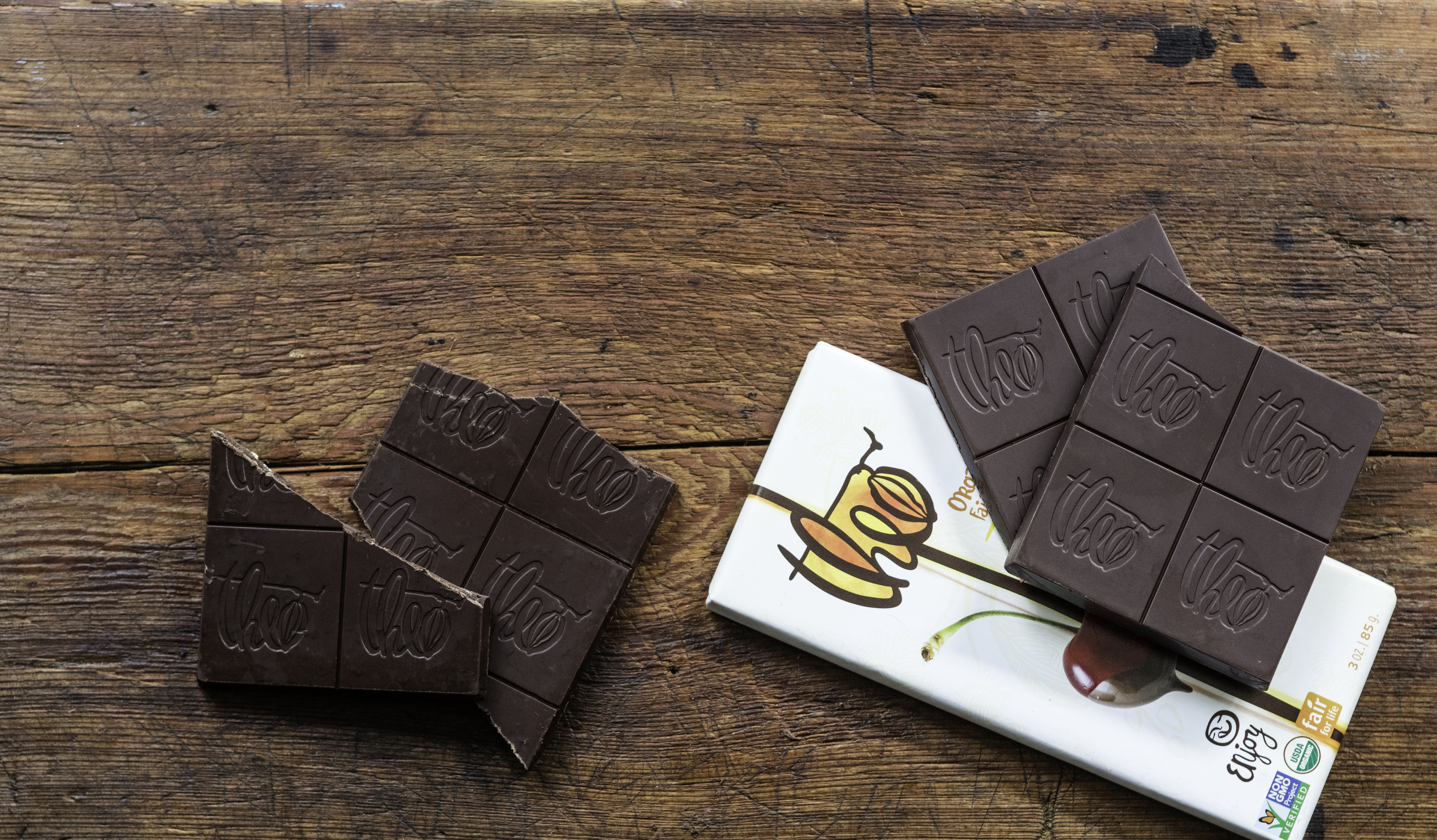 Theo Organic Chocolate For Easter