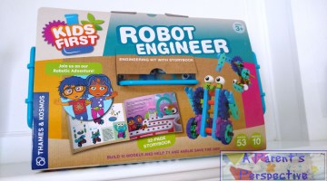 Build Your Own Robot Engineer Adventure #GiftGuide