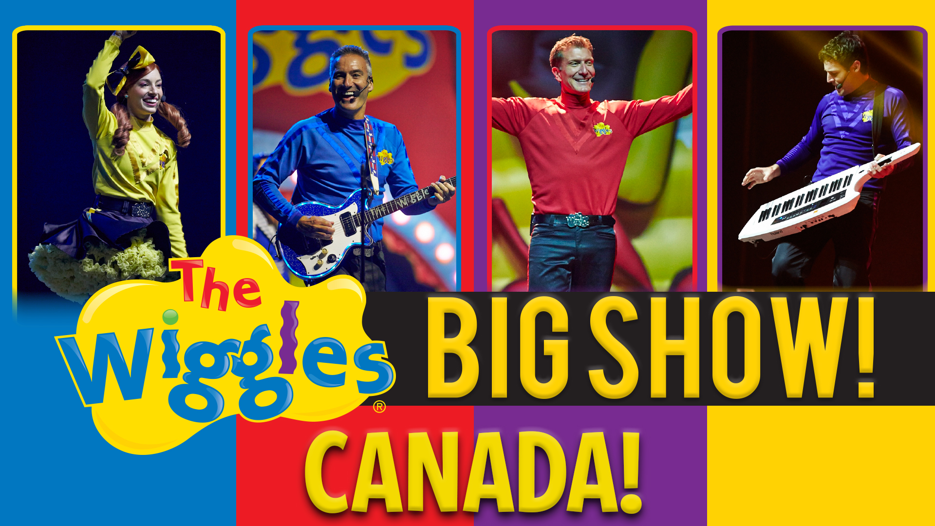 The Wiggles! Big Show! CANADA!