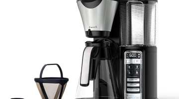 Give The Gift Of Specialty Coffees With The Ninja Coffee Brewer