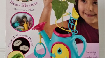 Teaching Your Child To Grow With My Fairy Garden Bean Blossom