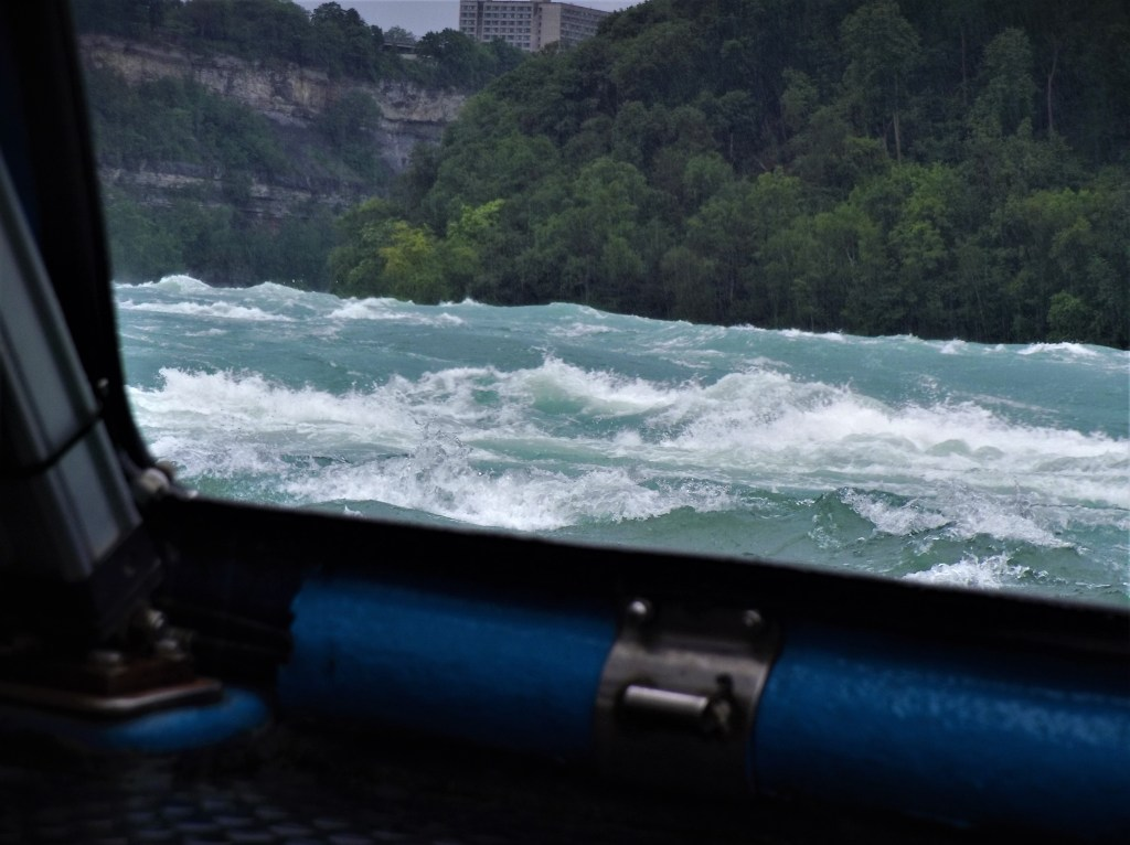 Jet Boat Rapids 4