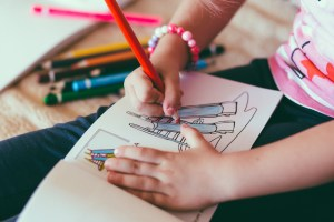 Colouring Provides Amazing Benefits For Children