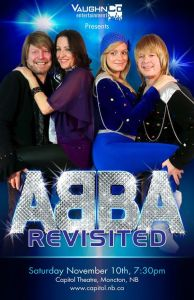 ABBA Revisited Comes To The Capitol On November 10th