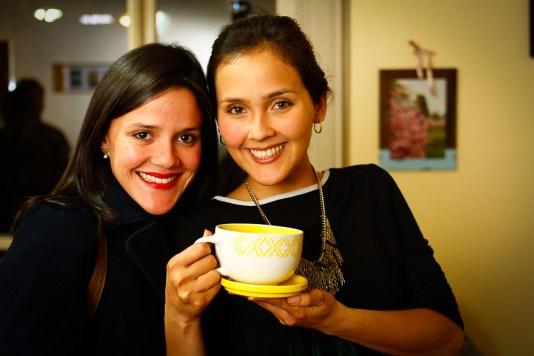 Janine, minha irmã gêmea!
