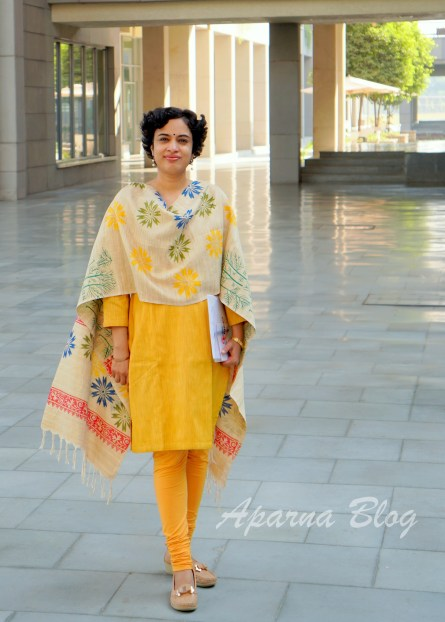 The colour of this season is yellow :)
