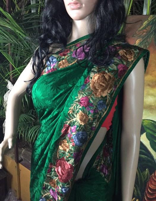 indian-net-sarees-craftsbazaar-made-in-india-11