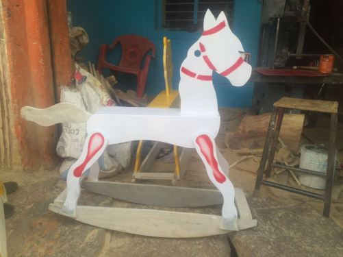 A Horse in Making