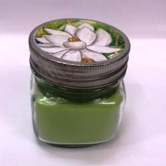 Aromatic Mason Jar Candle