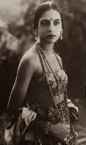 Renee Smith also known as Seeta Devi - 1925