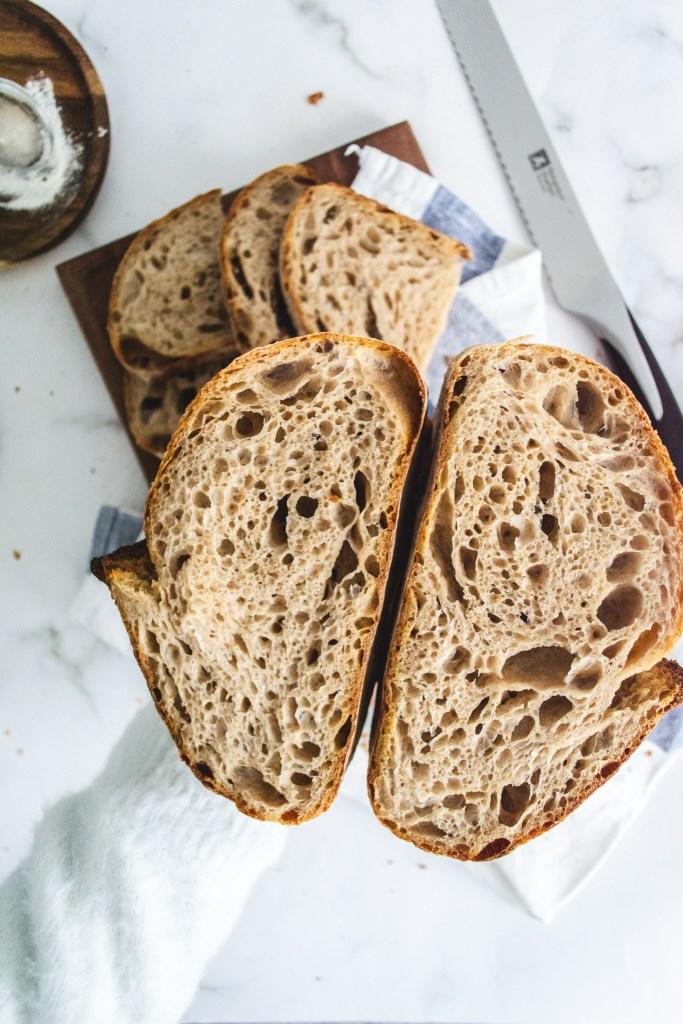 брашно хляб