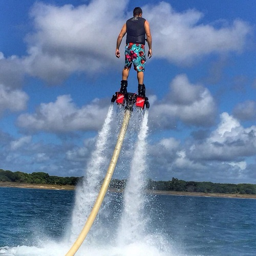Fly Board Lagoa do Bonfim