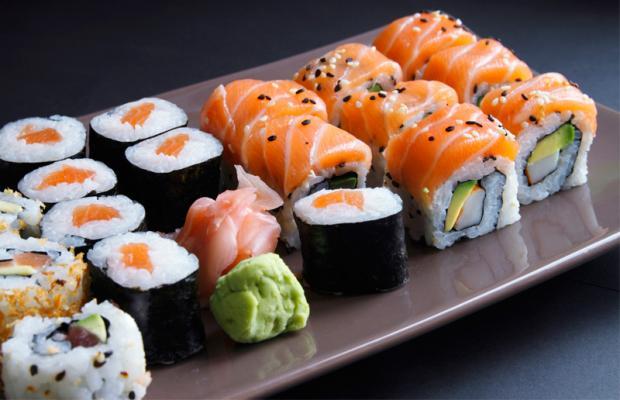 sushis em Natal