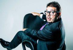 Humorista Rodrigo Fernandes é um dos convidados confirmados para a Campus Party Natal