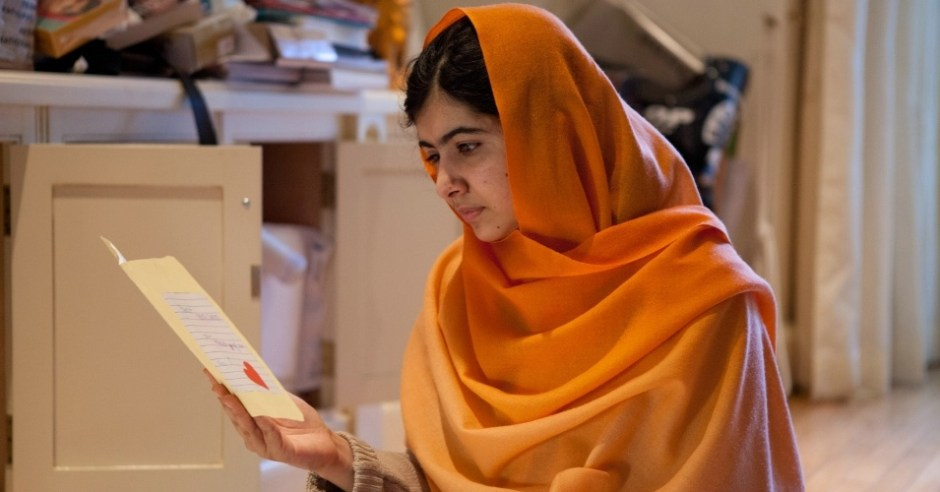 Malala, filme feminista inspirador