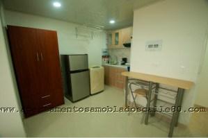 Alquiler de Apartamentos Calle 80 Ubicación 8