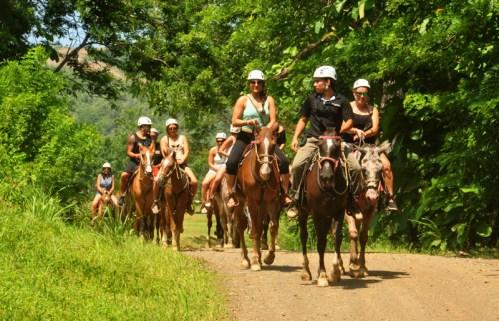 Tour de Cabalgata en Jaco