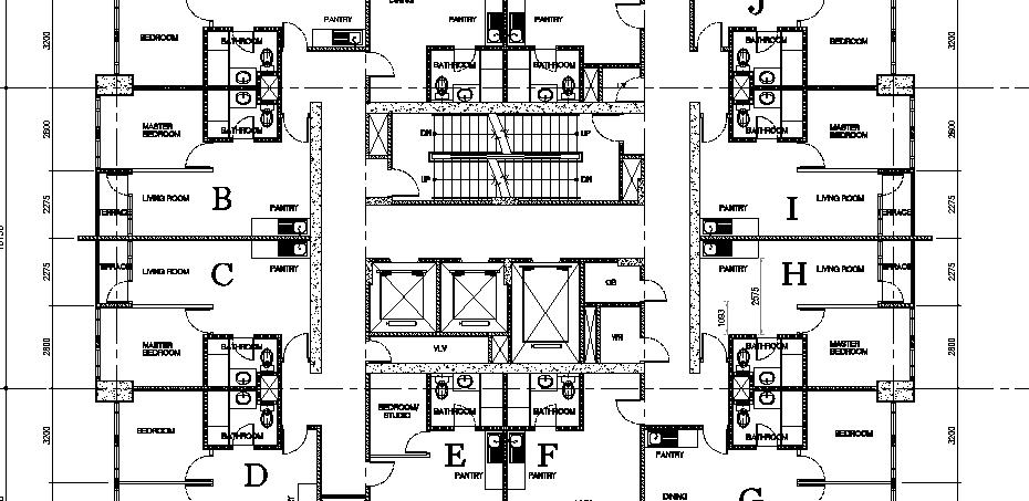 Image Result For Denah Apartemen