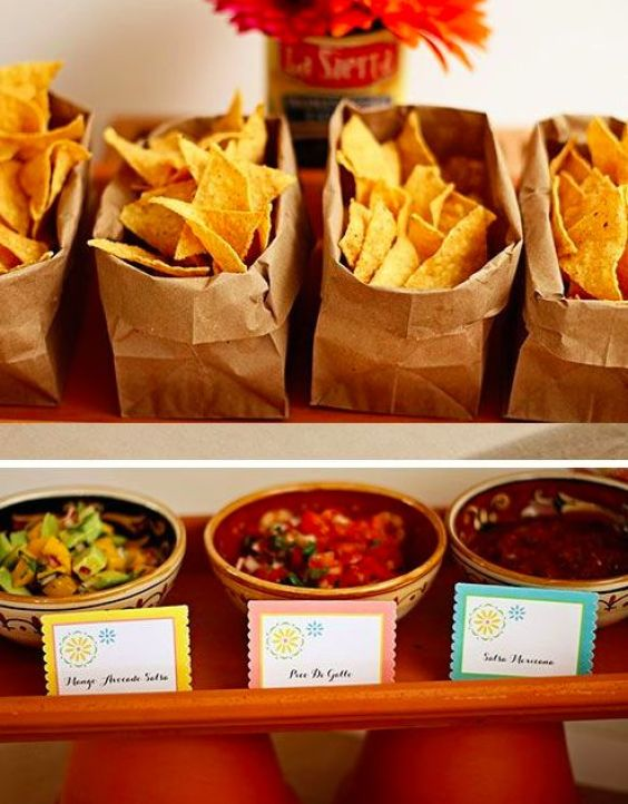 Apartment Marketing Ideas - Salsa Bar