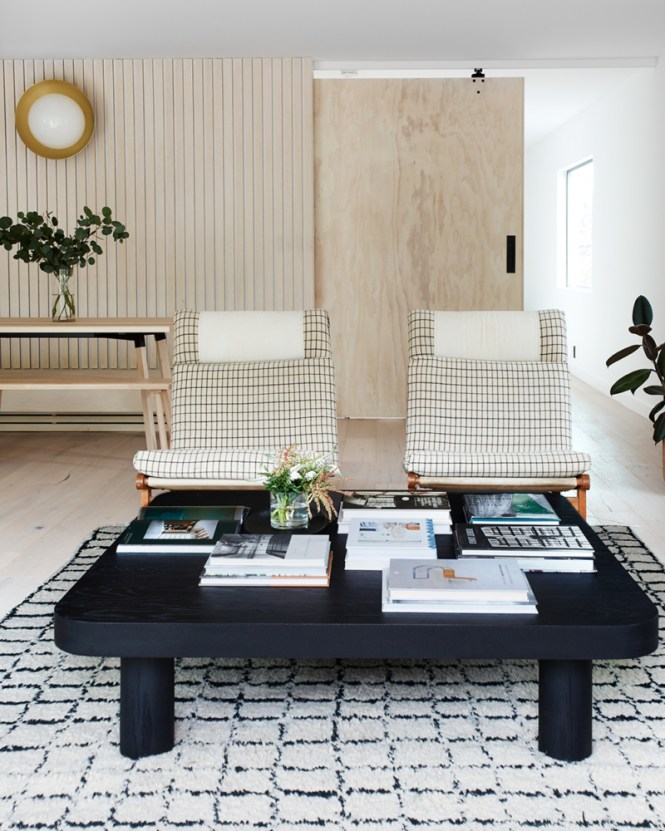 Idea To Steal Coffee Tables A Noir Apartment34