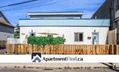 309 Cyr Avenue #4 (Vanier) - 995$