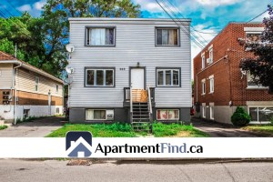 269 Ste-Anne Avenue #2 (Vanier) - 1395$