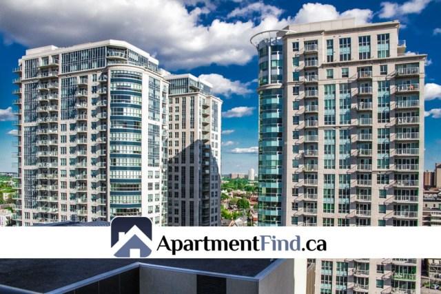 242 Rideau Street (Sandy Hill) - 2395$