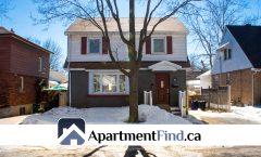 6 Centennial Boulevard (Old Ottawa East) - 1495$
