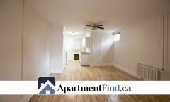 165 Dalhousie Street #3 (Lower Town) - 1395$