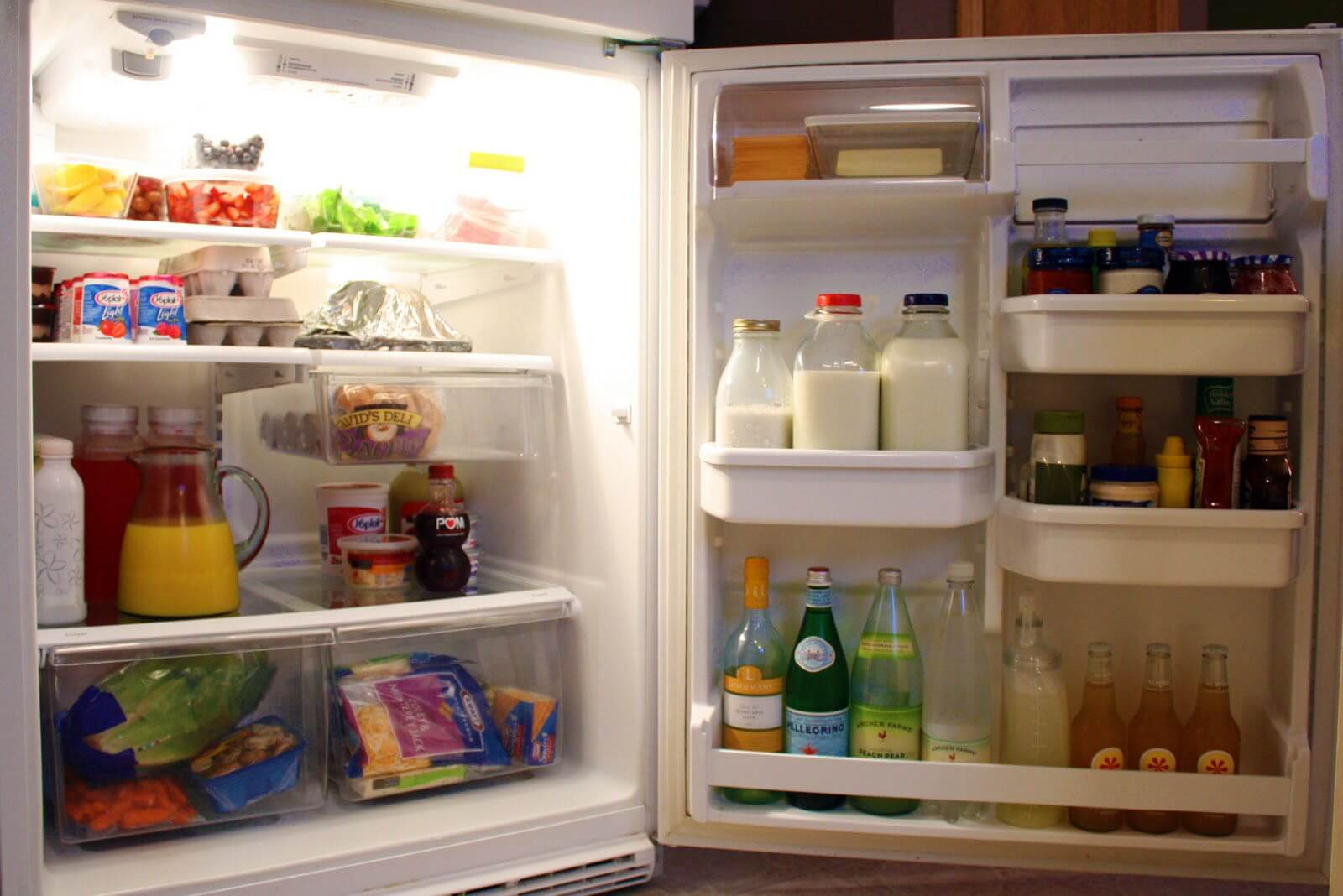 Tips To Keep Your Fridge Fresh Clean And Organized