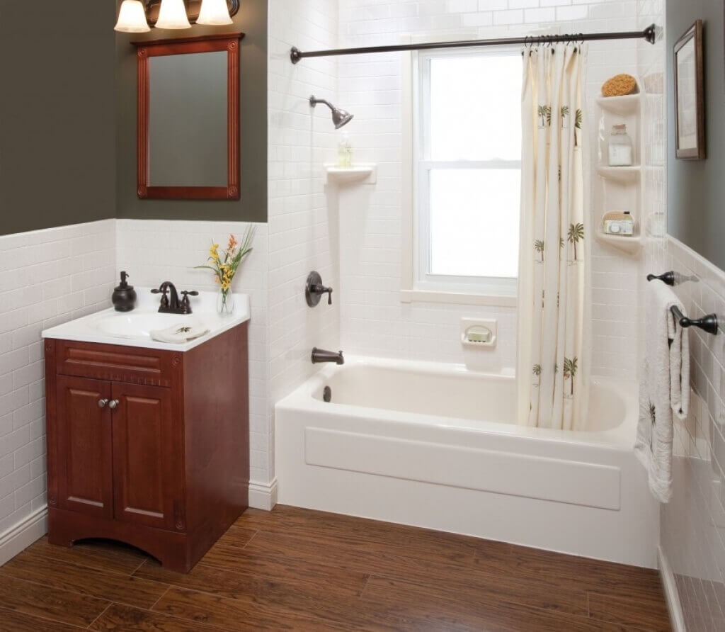 5 Rental Apartment Remodels With the Highest ROI ... on Small Bathroom Remodel  id=69043