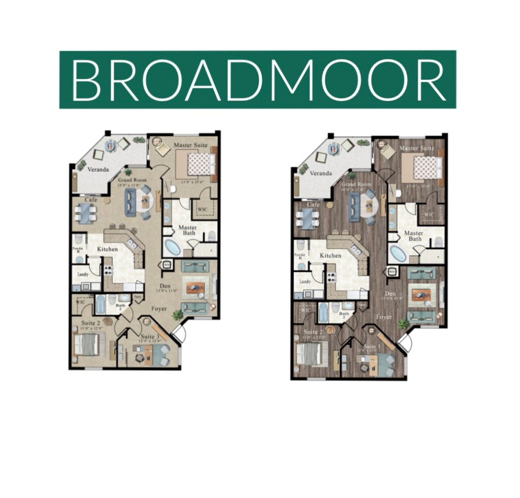 greendsedge broadmoor @ apartments lease up experts