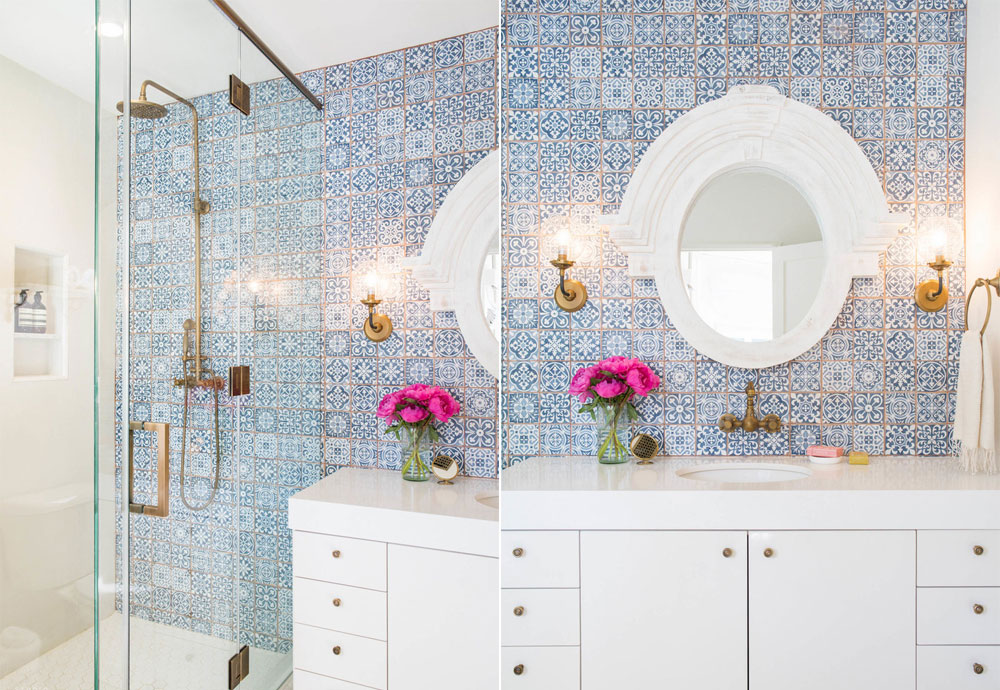 How To Add Style To A Rental Bathroom