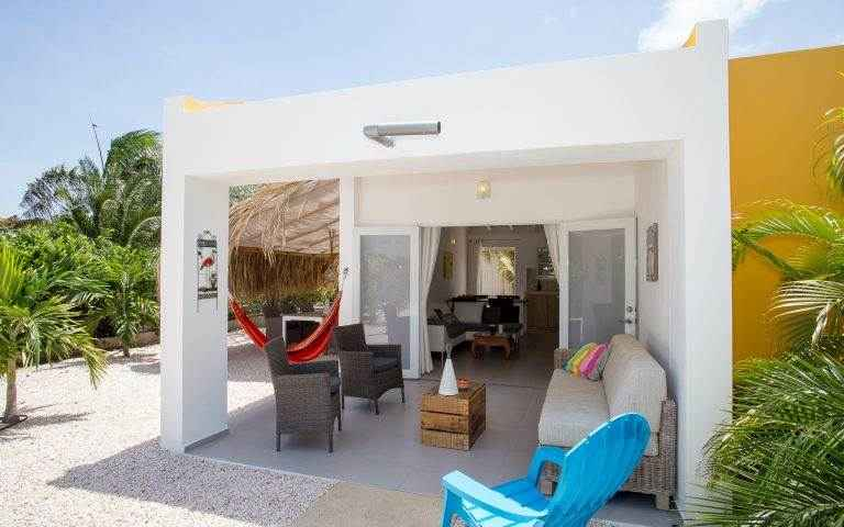 Bonaire Luxury Villa apartments - Kas Barracuda