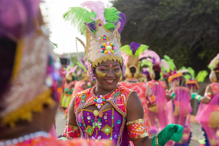 Bonaire luxury villa apartments - carnaval