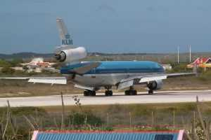 Apartments for rent Bonaire - co2 compensation flight