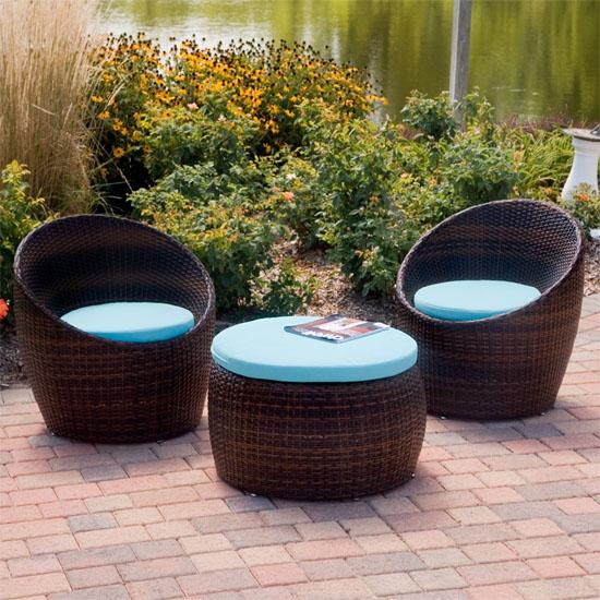 small outdoor patio furniture sets patio furniture | Apartments i Like blog