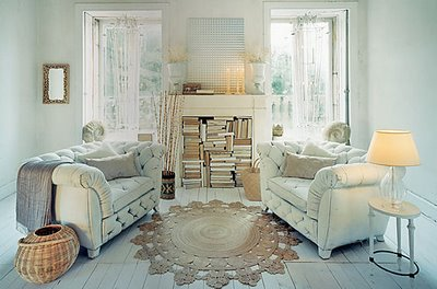 Apartment Style: Shabby Chic | Creative Living & Design for the ...