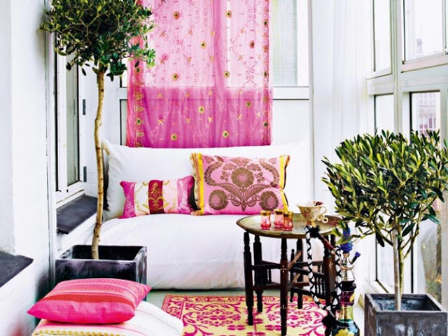 pink   Creative Living & Design for the Apartment, Condo & Townhome ...