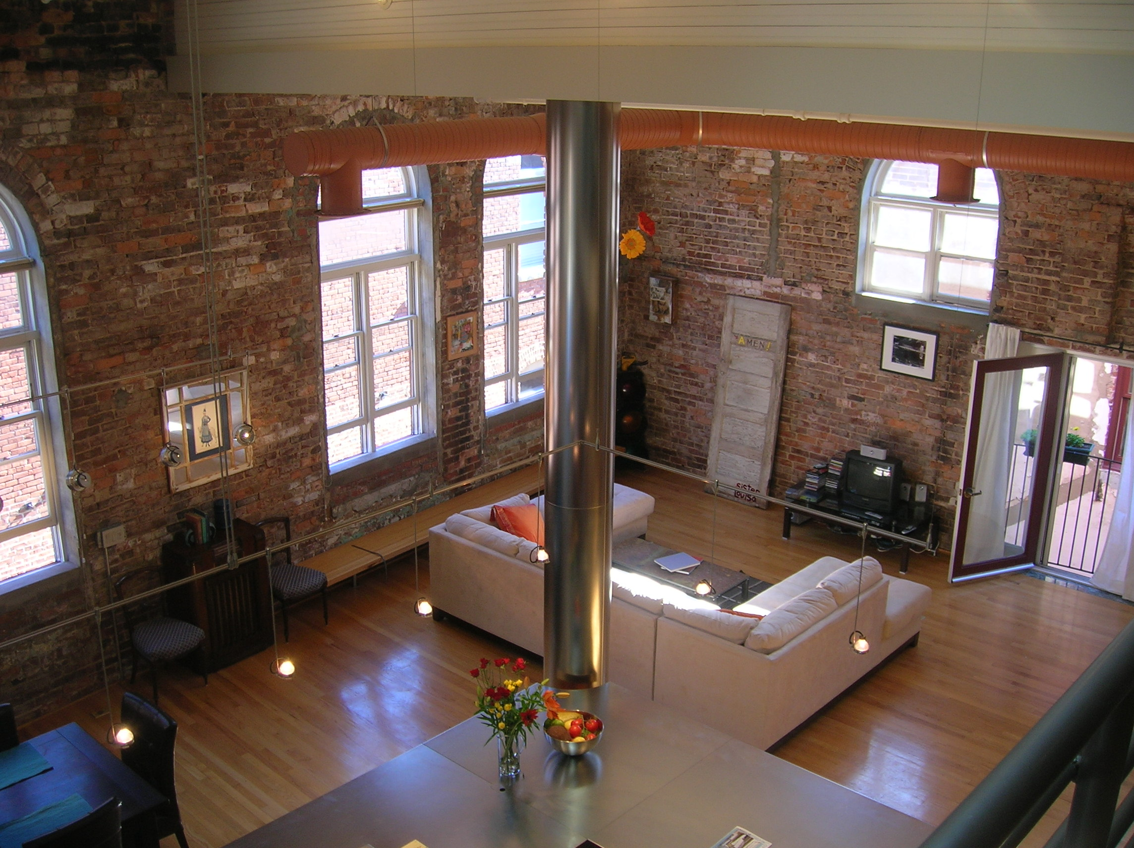 the brick condo furniture. Brick Lofts The Condo Furniture T