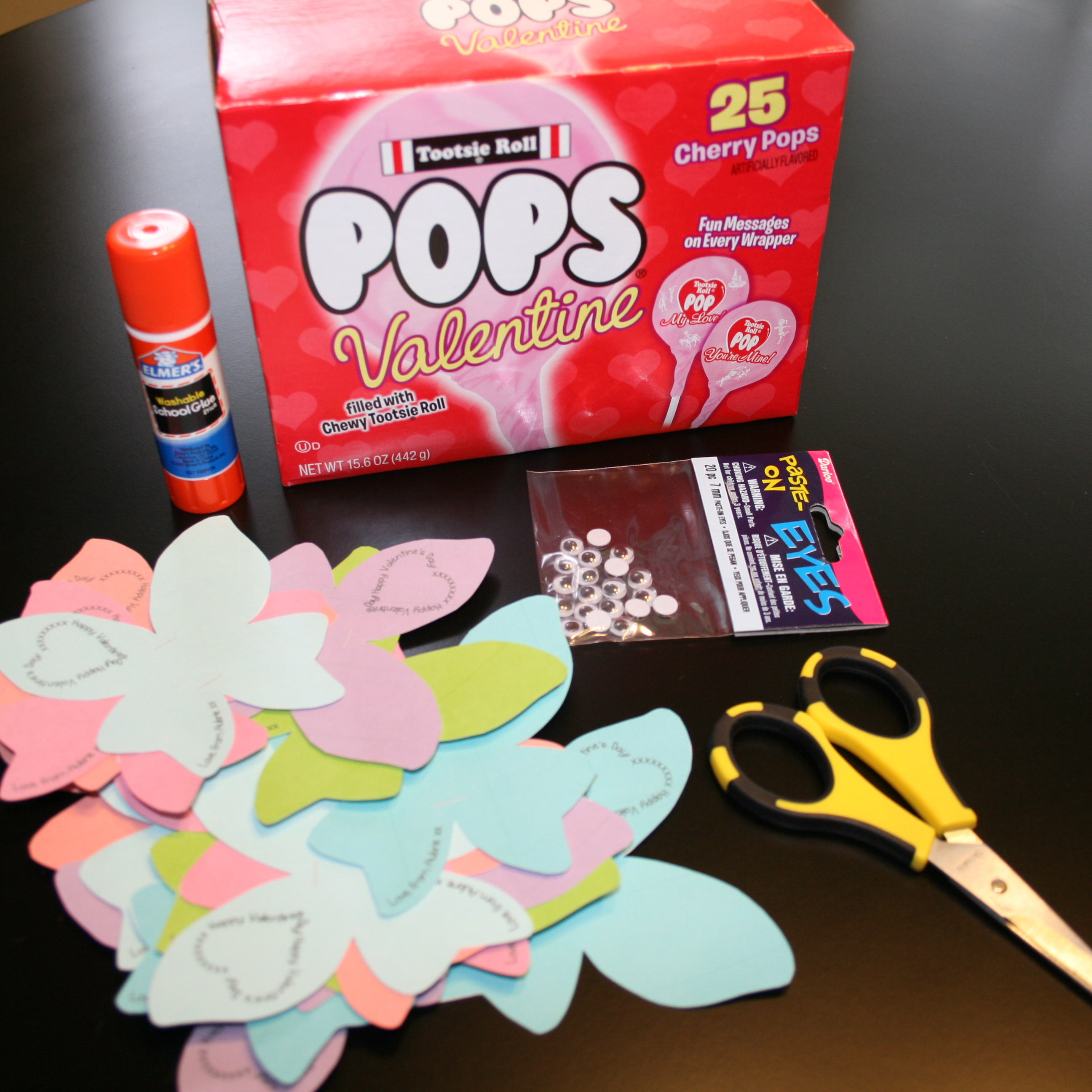 Valentine S Day Butterflies With Free Printables