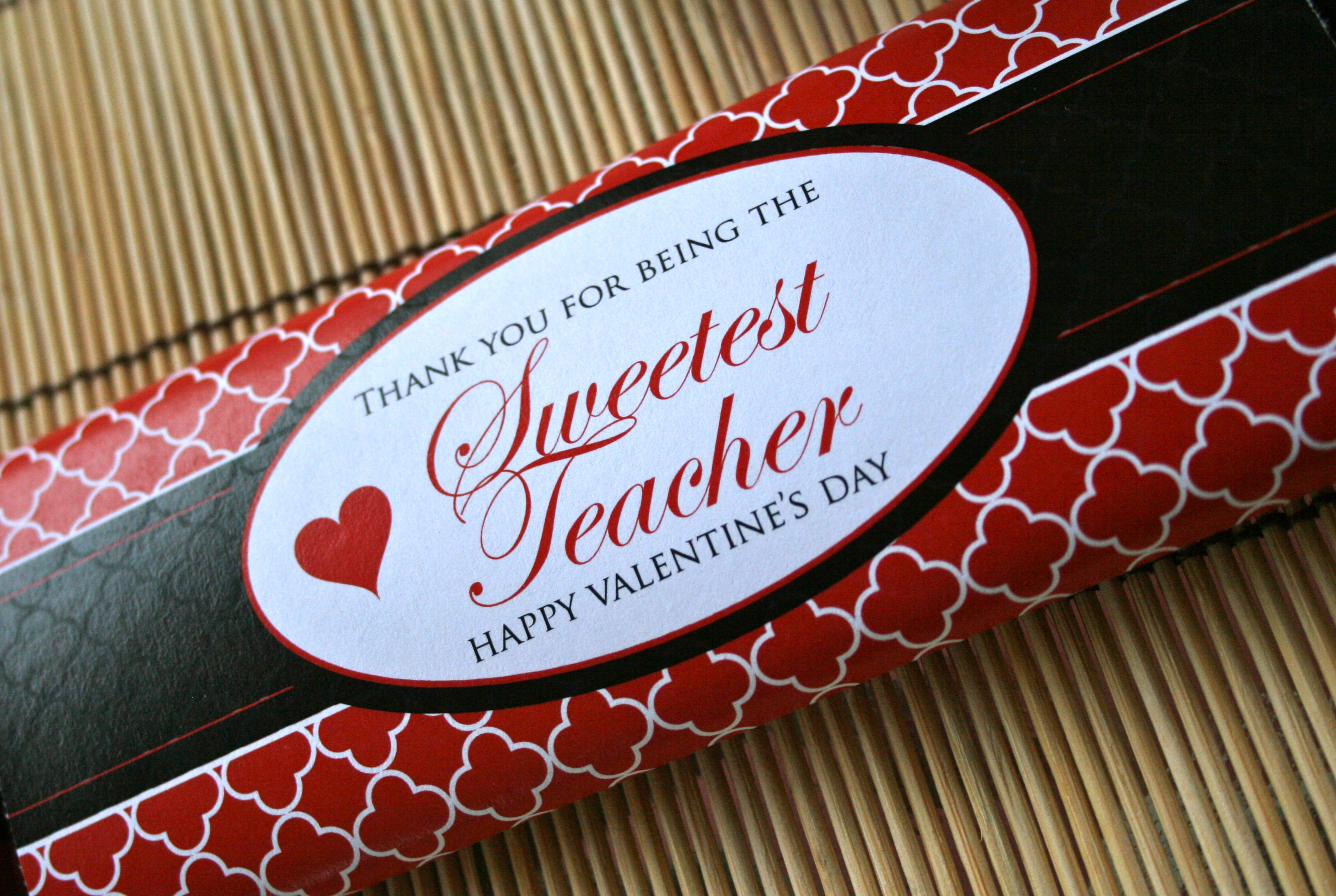 Free Valentine S Day Printable For Your Child S Teacher And Bus Driver
