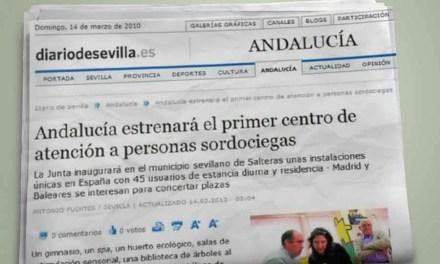 El Centro, noticia en la prensa