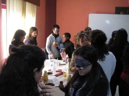 Jornada de Formación para Voluntarios de Madrid