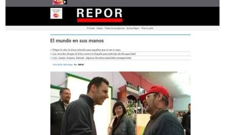 Nueva emisión del reportaje del Centro en RTVE